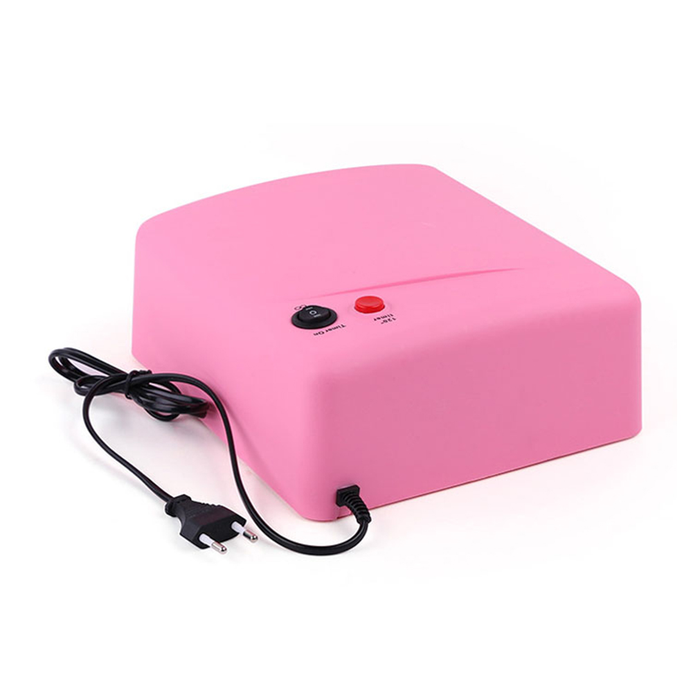 Nail Art Lamp Light 36W Dryer UV Gel Polish Curing Drying Machine Convenient For Women Lady --M25
