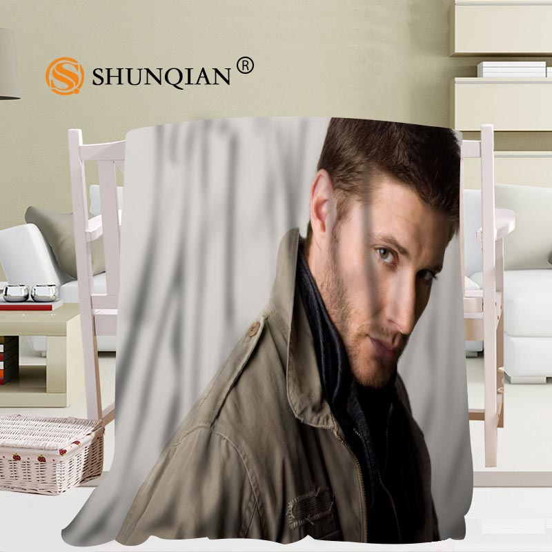"""Personalized New Design Supernatural High Quality 58/"""" x 80/"""" DIY Blanket"""