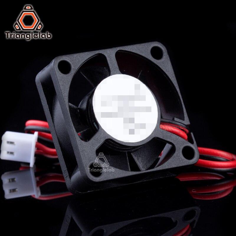 Trianglelab 3D Printer part 3010s 30 x 30 x 10mm cooling fan 30mm Small DC 12V/24V Brushless Cooling Cooler Fan sxdool mini fan f310ta 3010 12v 3cm 30mm 30 30 010mm silent cooling cooler