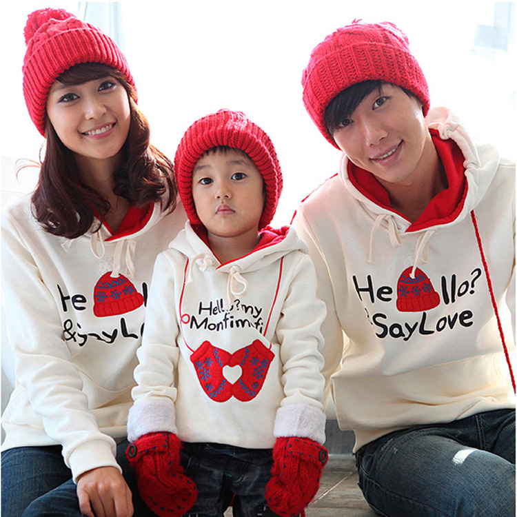Aliexpress.com : Buy hoodies mommy and me clothes fashion ...