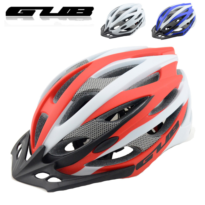 Super Large size helmet Unisex 28holes GUB DD MTB Bike Road Bicycle Cycling EPS PC Integrally