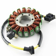Motorcycle Ignition Magneto Stator Coil for HONDA NSS250EX MF-08 FORZA 250 EX Magneto Engine Stator Generator Coil стоимость