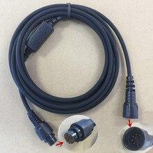 Extender cable 3 m para hytera md780 md650 digital radio del vehículo del coche de la buena calidad