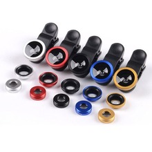 3-in-1 Wide Angle Mobile Phone Lenses Ma