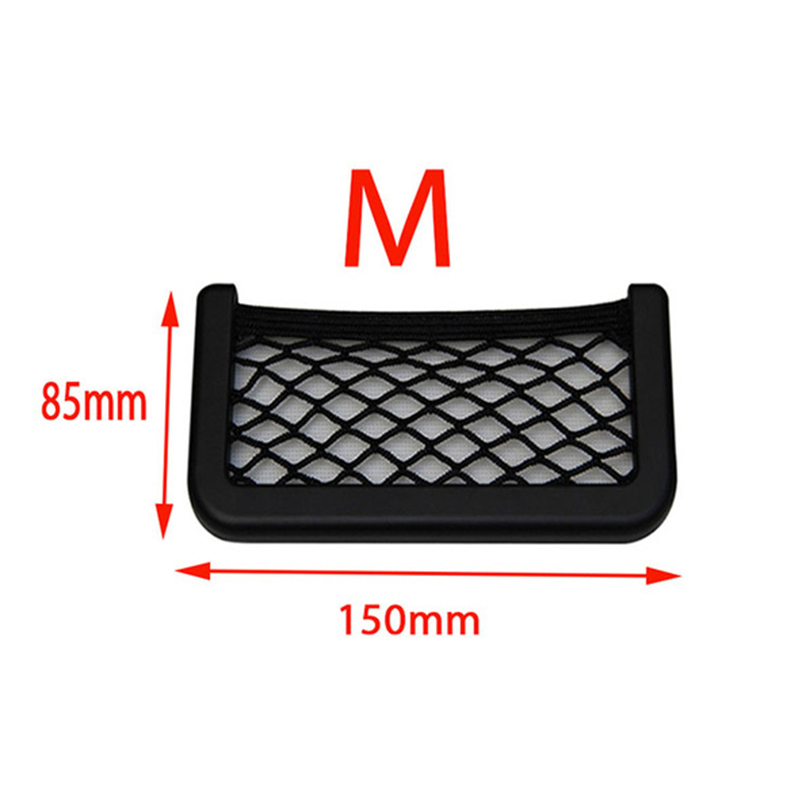 Image 2 - 2018 Special Offer Car Storage Net Bag for Renault Duster Laguna Megane 2 3 Logan Captur Clio For Saab 9 3 9 5 93 For MG 3 ZR-in Car Tax Disc Holders from Automobiles & Motorcycles