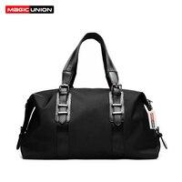 MAGIC UNION Brand Design Oxford Handbags For Men Large Capacity Portable Shoulder Bags Men S Fashion