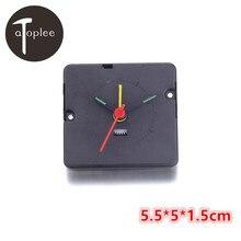 1PCS DIY Plastic Material Electronic Alarm Clock Movement Kit Wall Clock Movemen
