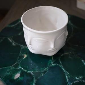 Image 4 - Adler Dora Maar Musa Vase flower pots planters Muse Noir Dora Maar salad bowl/candle stand/planters