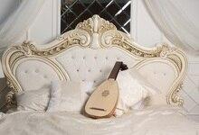 Cama Cabeceira Laeacco Guitarra Interior Cena Retrato Backdrops Para Estúdio de Fotografia Fotografia Fundos Fotográficos Personalizados