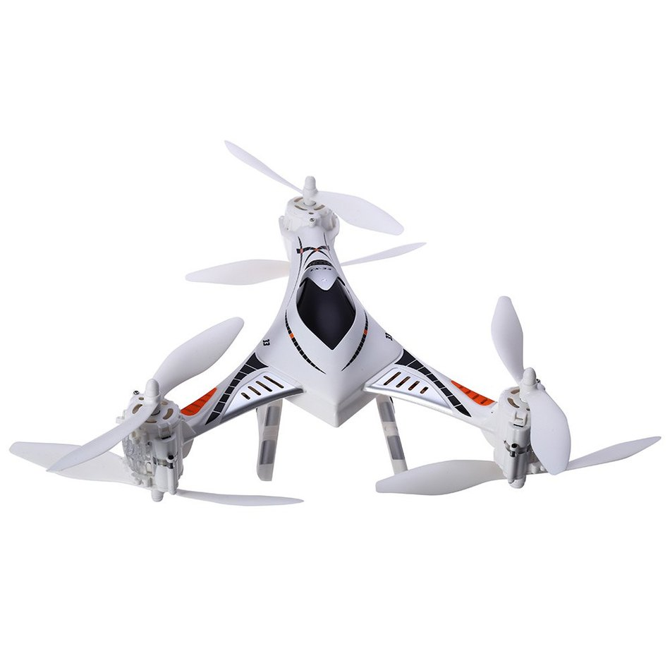 Cheerson CX-33S CX33S Drone RC Models Toys 2.0MP HD Camera 5.8G 4CH 6-axis FPV With High Hold Mode RC Tricopter With LED Light jjr c jjrc h43wh h43 selfie elfie wifi fpv with hd camera altitude hold headless mode foldable arm rc quadcopter drone h37 mini