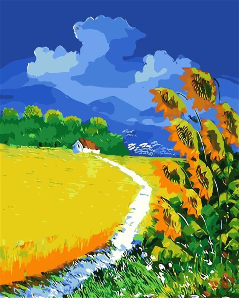 Как нарисовать детям летнюю открытку