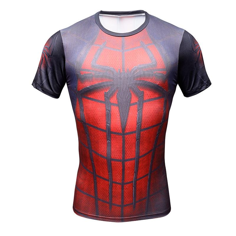 ded2293c691 17 18 19 20 21 22 23 24. 1 2 3 4 5 6 7. See more. Similar products. See  more · Summer 2016 Men Compression Shirt 3D Marvel Superhero ...