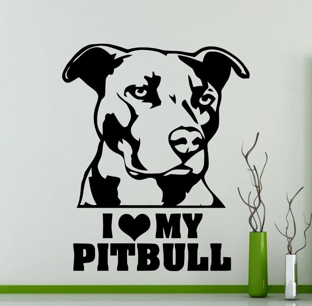 Kumpulan Stiker Anjing Pitbull Lucu | Fullstiker