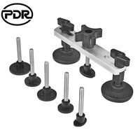 PDR Paintless Dent Repair Tools Newly Design Pulling Bridge Dent Removal Hand Tool Set PDR Toolkit Instruments Ferramentas +GIFT|paintless dent repair tools|repair tool|paintless dent repair -