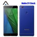 "Оригинал ZTE Nubia Z11 NX531J 4 Г LTE Мобильный Телефон Snapdragon 820 Android 6.0 Телефон 5.5 ""6 ГБ RAM 128 ГБ ROM 16MP Отпечатков Пальцев NFC"