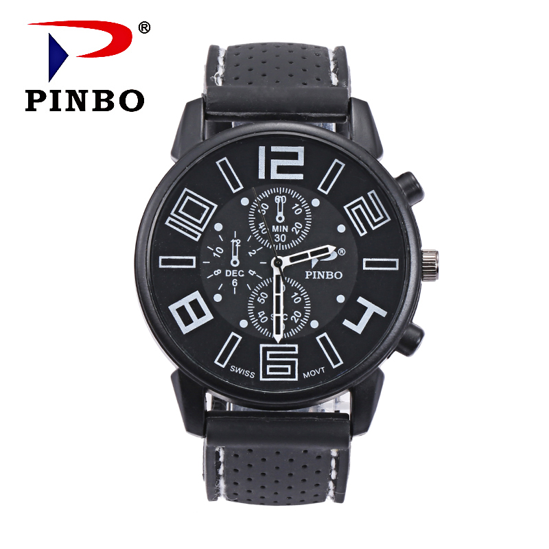 2017 top brand outdoor casual s sports watches mens