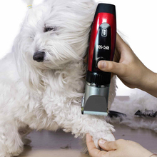 Surker Electric Dog Hair Trimmer Professional Clipper Dog Grooming Machine Cordless Pet Haircut Machine SK 508