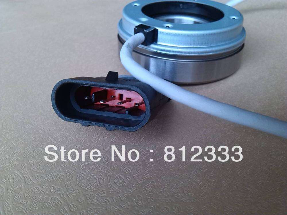 NSK 6206V 4 Wire 2 Channel Quadrature Speed Encoder For Golf Cart Electric Forklift Curtis 1232