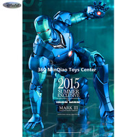 Avengers Age Of Ultron Statue Iron Man 1 6th Scale Mark III Stealth Mode Version Collectible