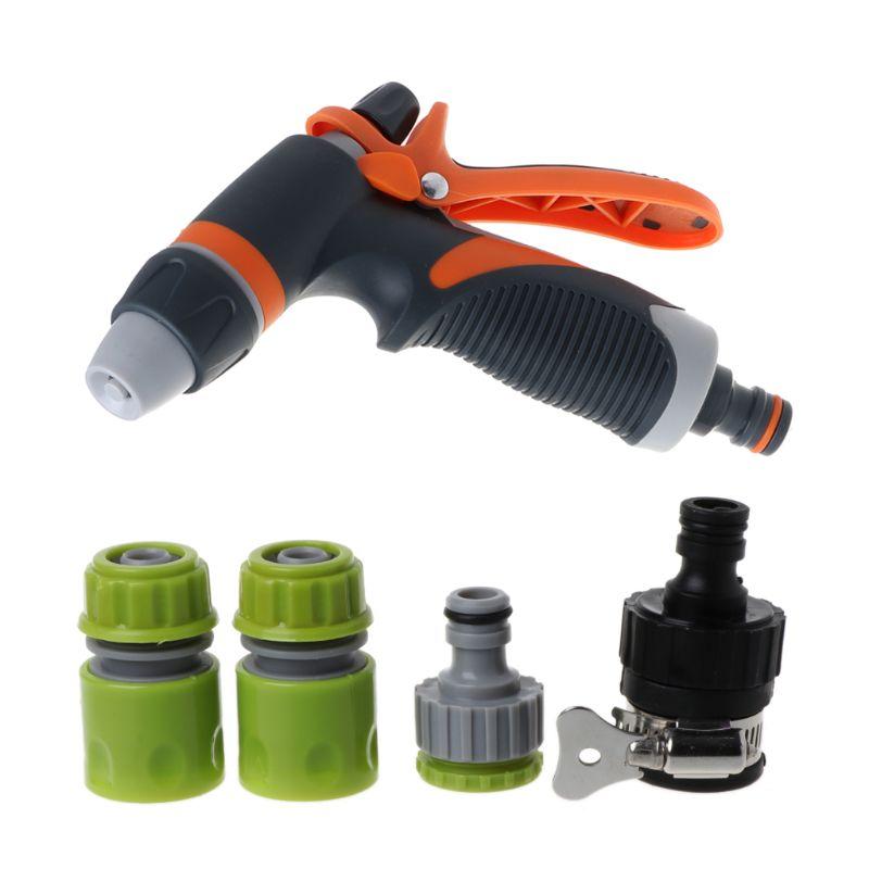 Mutifunctional Garten Rasen Spray Schlauch Hochdruck Auto Waschen Wasser Auslauf Pistole Haushalt Bewässerung Streuen Werkzeug