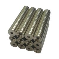 50 pieces 10x3mm hole 3mm strong ring magnet d countersunk rare earth neodymium permanent magnet.jpg 200x200