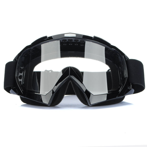 Super Motorcycle Bike ATV Motocross Ski Snowboard Off-road Goggles FITS OVER RX GLASSES Eye Lens