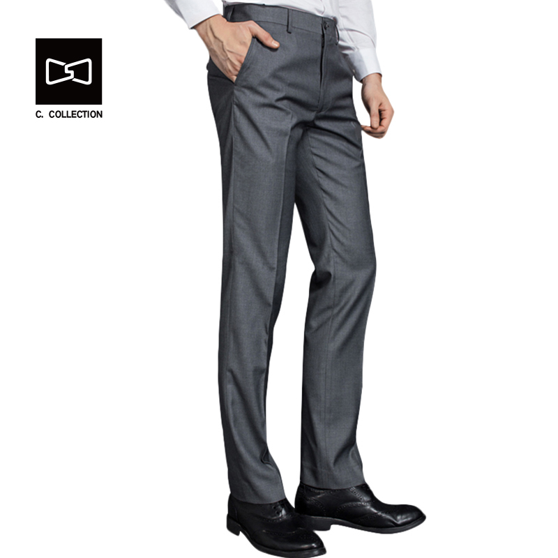 Men Suit Pants Casual Trousers Slim fit Dress Pants for Men Suit Formal Pants Trousers Business Suit Trousers