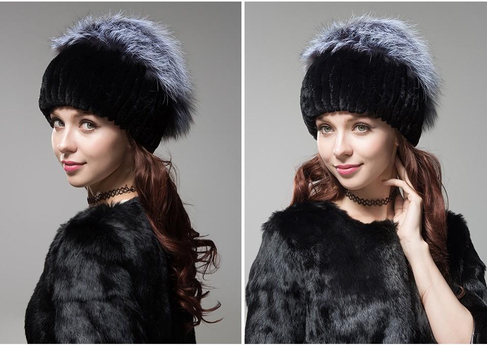 women\'s hats fur PCM002 (26)