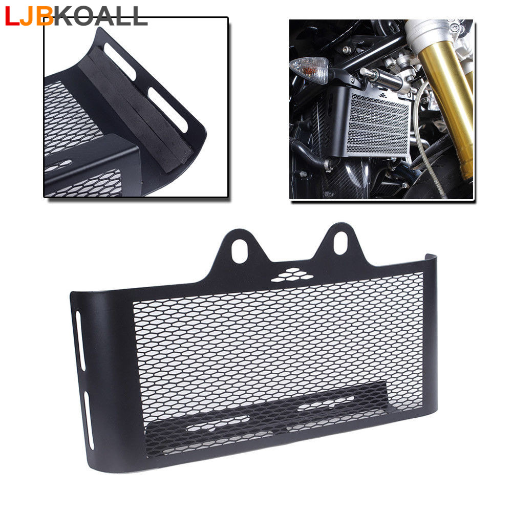 For BMW R Nine T R1200R Radiator Guard Grille R9T Oil Cooler Protection Cover 2014 2015 2016 2017 R9T Motorcycle Accessories acq25 45 airtac type aluminum alloy thin cylinder all new acq25 45series 25mm bore 45mm stroke