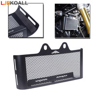 For BMW R Nine T R1200R Radiator Guard Grille R9T Oil Cooler Protection Cover 2014 2015 2016 2017 R9T Motorcycle Accessories