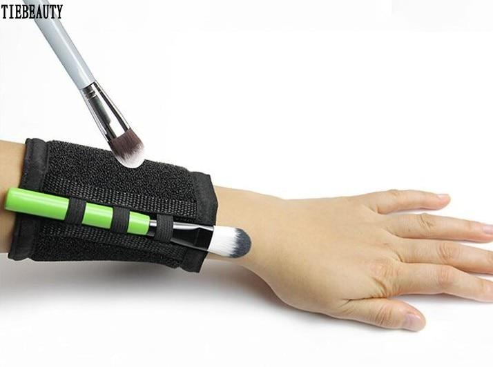 Machiaj de machiaj nou pentru machiaj Machiaj de pensulă de curățat Burete de curățat burete Eyeshadow Sponge Tool Kits Switch