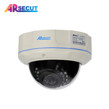 1080P HD 2.0Mpegapixel Onvif H.264 CMOS 25fps IR Outdoor Dome Security CCTV Network POE IP Camera