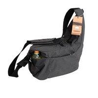 CAREELL C2028 Portable Small Travel Camera Bag Waterproof Shoulder Bags for Canon Nikon Mirrorless System Camera Mini Camera Bag