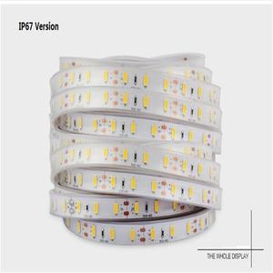 Image 3 - 5 m/roll LED şerit SMD 5630 LED softstrip 24 V DC IP20, IP65, IP67 sıcak beyaz, soğuk beyaz 18 W/M ultra yüksek parlaklık led bant