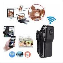 32GB Card+MD81S Mini Camera Wifi IP P2P Wireless Secret Recording Camcorder