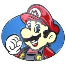 Super Mario Bros Nintendo Classic Belt Buckle
