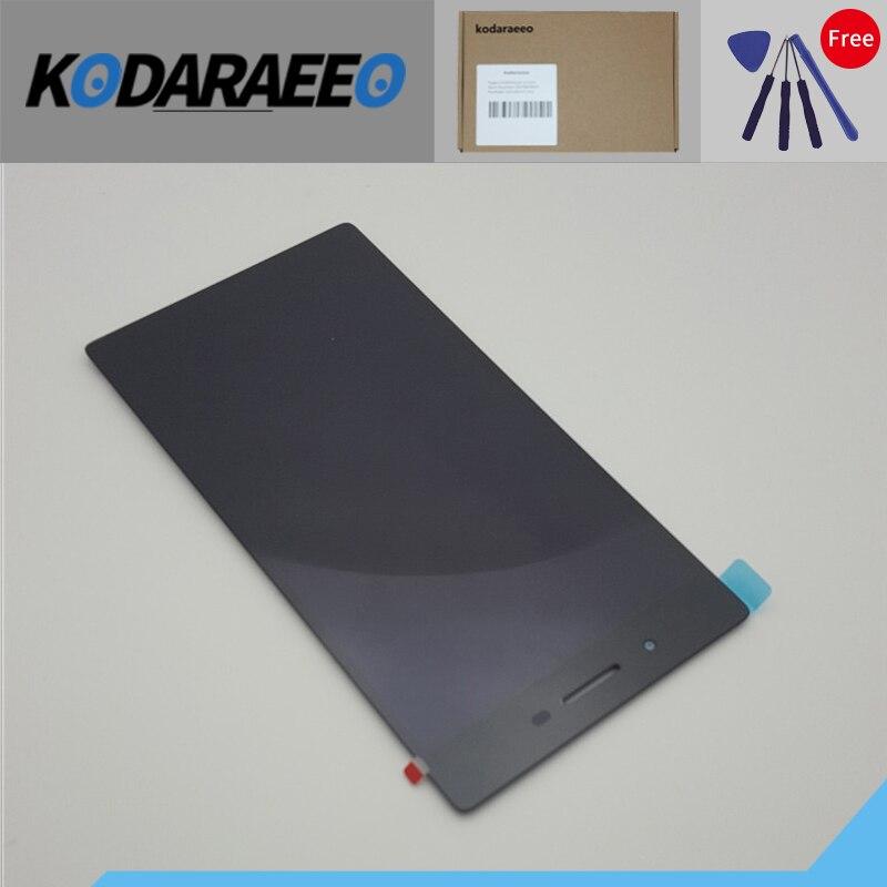 kodaraeeo For Lenovo Tab3 3 7 730 TB3-730 TB3-730X TB3-730F TB3-730M Touch Screen Digitizer Sensor LCD Screen Display Assembly планшет lenovo tab 3 16gb tb3 730x 4g