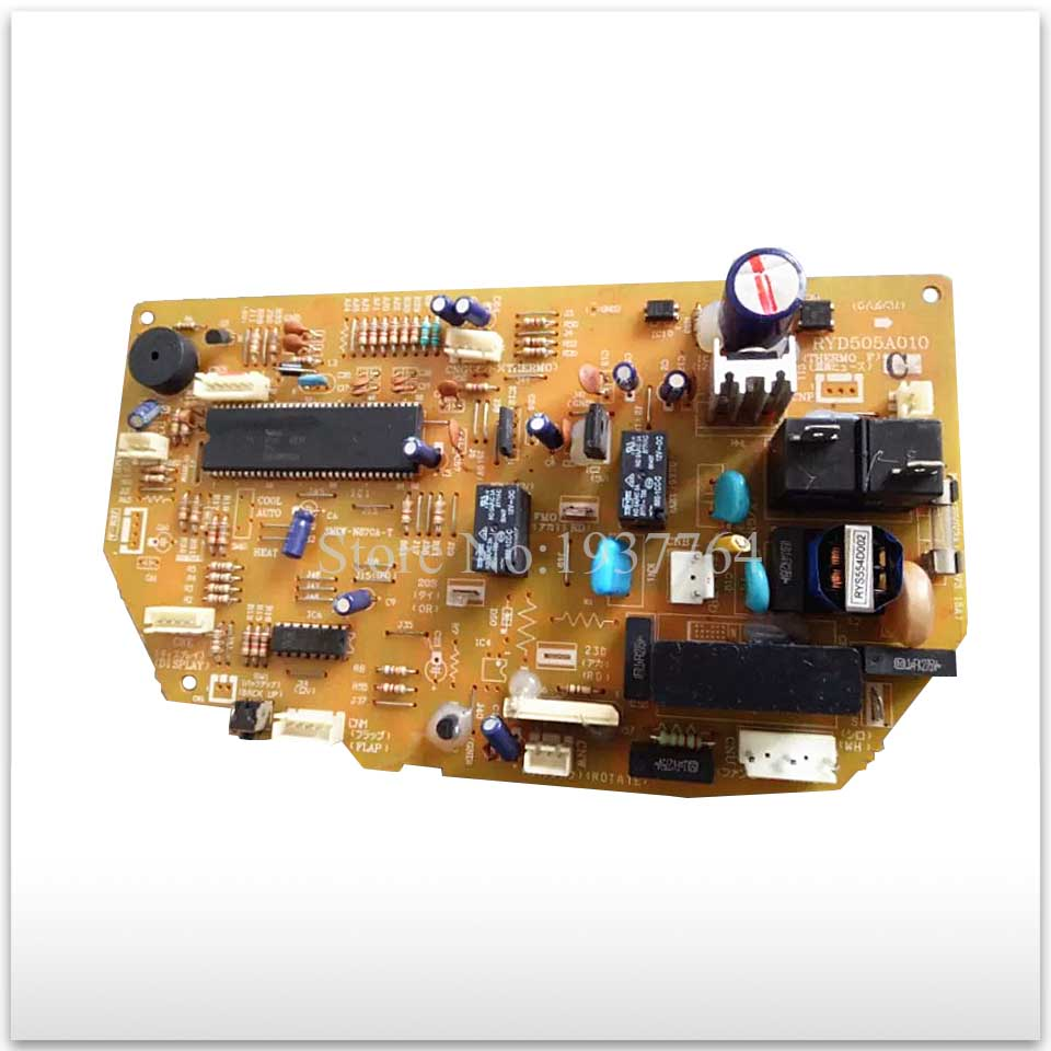 used for panasonic Air conditioning computer board circuit board RYD505A010 good working air conditioning board a74591 a74608 used disassemble