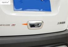 Accessories For Vauxhall OPEL Mokka / BUICK ENCORE 2013 2014 2015 Rear Tail Car Door Doorknob Handle Bowl Molding Cover Kit Trim