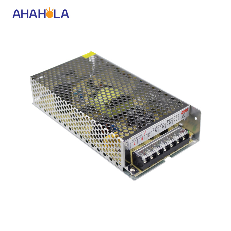dc 12v 10a 24v 5a 120w led power supply,ac 110v 220v to dc 12v/24v switching power supply