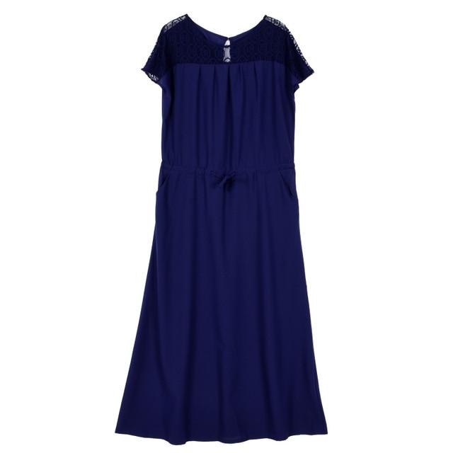 L-6XL большой Размеры женские летние шорты рукавом длинное платье партии формальный повод Пром Макси платье Лидер продаж