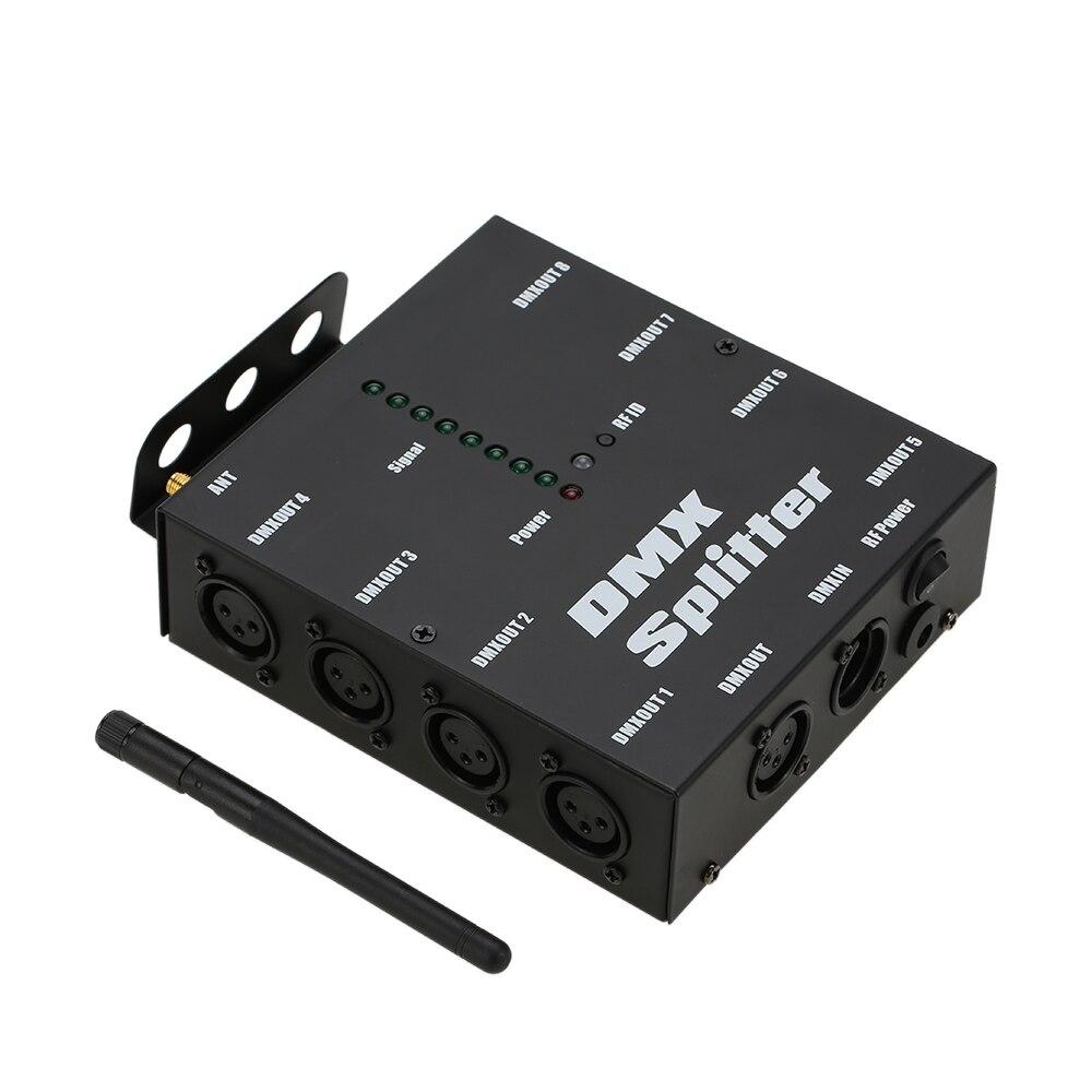 Wireless Dmx 512 Controller Transmitter Receiver Dmx Controller Repeater Disco Light LED Par Light Stage Light Controller