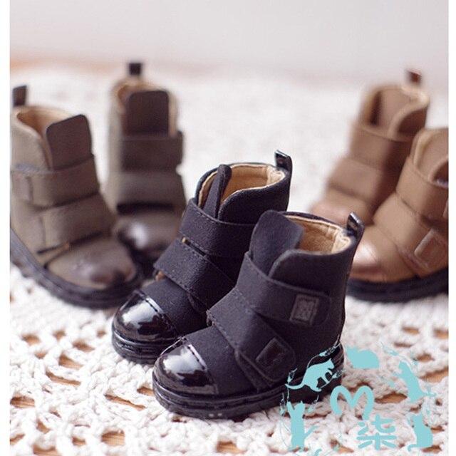 1Pair Retail High Quality 1/6 BJD Boots Girl SD YOSD Doll Shoes BJD