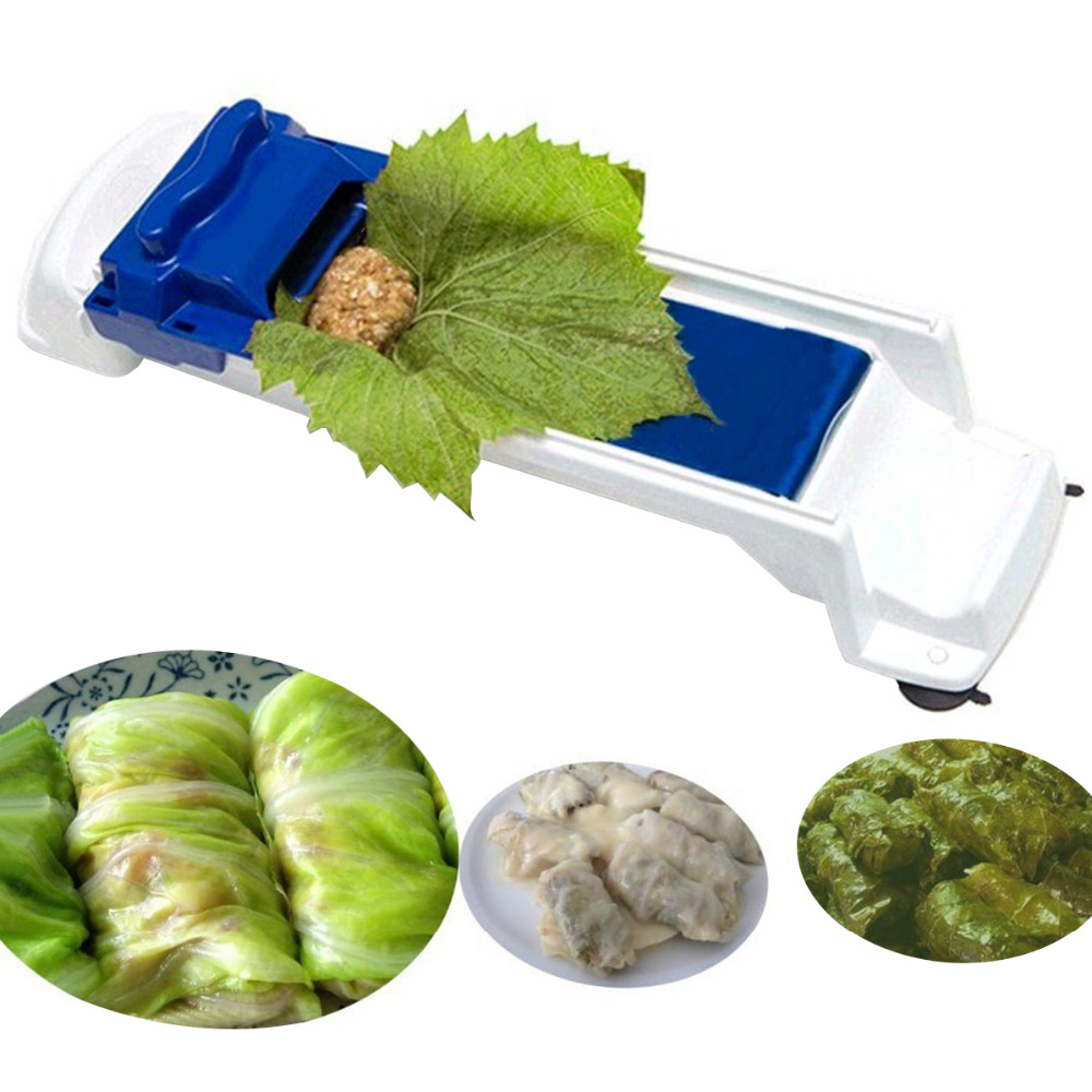 Vegetable Meat Rolling Tool Sushi Mold Vegetable Meat Rolling Tool Magic Roller Stuffed Garpe Cabbage Leave Grape Leaf Machine