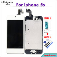 Grade AAA LCD Full Assembly For Apple IPhone 5s Capacitive Touch Screen Digitizer Display Set Home