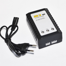B3 7.4v 11.1v Li-polymer Lipo Battery Charger 2s 3s Cells for RC Helicopter LiPo AEG Airsoft