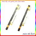 Probado Original nuevo de Encendido y Apagado y Cable de la Flexión Para sony xperia c s39h c2305 c2304 s39c power flex cable de teléfono partes