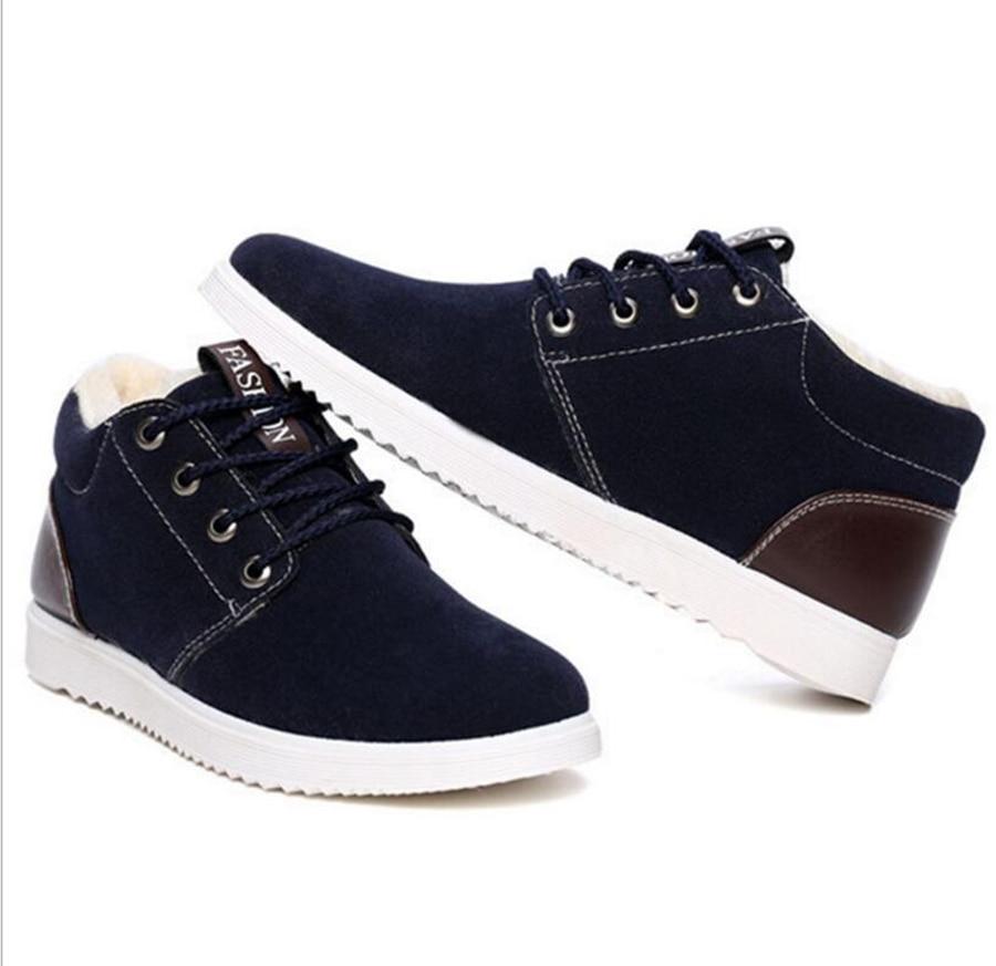 Chaud Loisirs Coton Spéciales add Villi Vêtements Bottes Chaussures Épaississement Neige De Hommes En Villi Add Plein Villi no Air Kncokar Travail Offres Hiver 0Z5wZ8q
