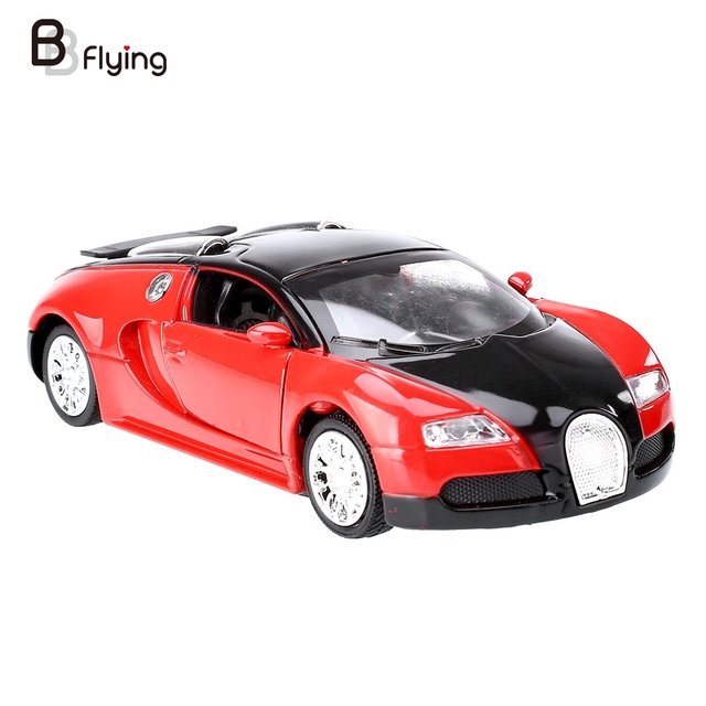 1:36 Diecast Alloy Car Model Kids Children Toys Sound&Light Vehicle Colletion