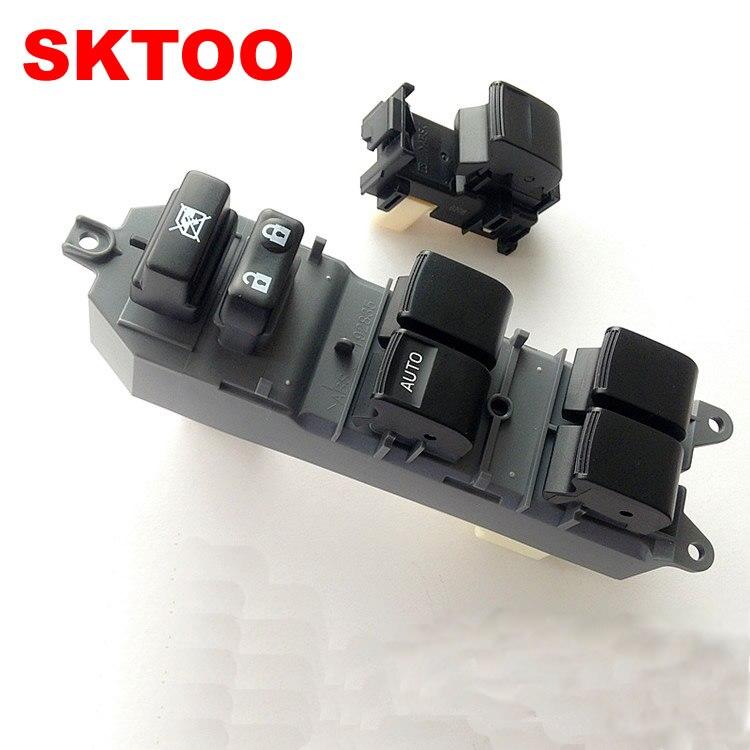 Sktoo для 2006-2015 Toyota Camry Стекло регулятор коммутатора/электромобиль двери окна машины и пуговицы/стеклоподъемника переключатель